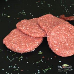 Hamburger Piemontesi - DeAmicis Spa